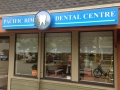 Pacific Rim Dental Exterior Sign 01