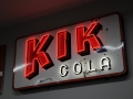 Kik Cola Neon Restoration
